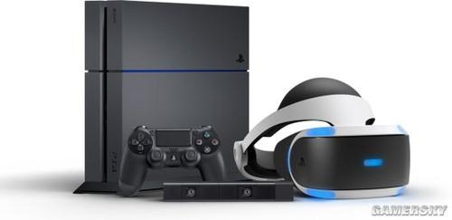 PS VR全球销量91.5万台 大量新软件待发