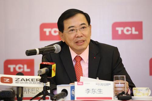 TCL董事李东生两会提议:对半导体产业加大支持力度