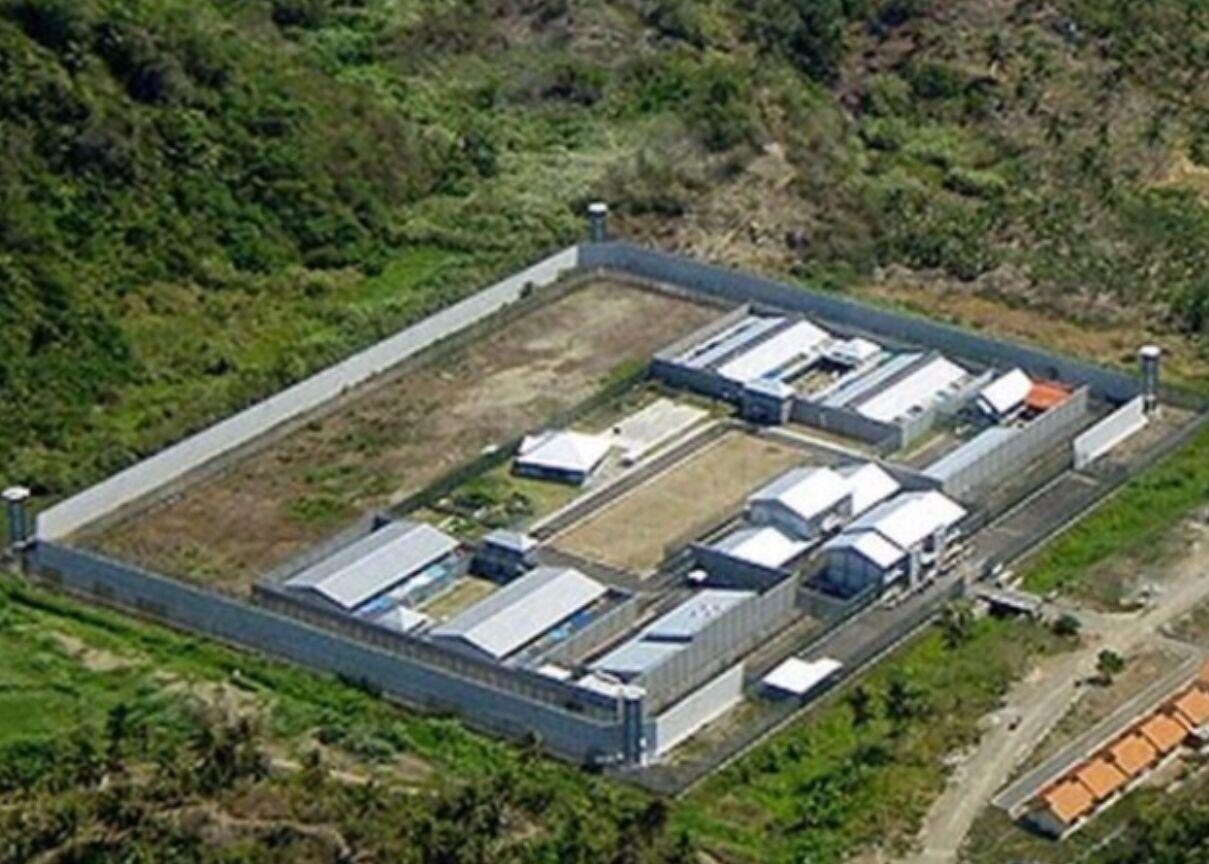 努萨安邦岛监狱