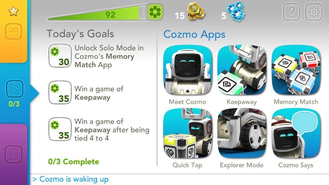 玩了玩现实版的机器人 瓦力 ,还挺有意思的