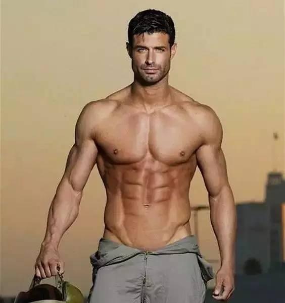 爱健身的男人,桃花运更旺更易一夜情?