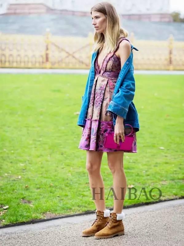 美腻| 唯有一条仙女裙,能满足我对春天的所有幻想!