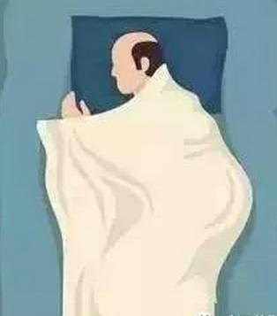 🌙晚上这样睡觉,不病才怪!最健康的睡姿竟是…你绝对想不到