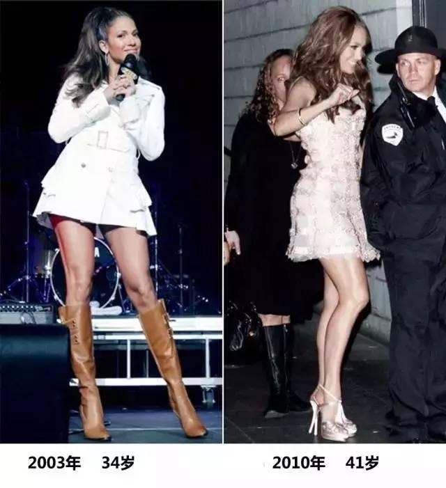 30 到 48 岁,她不仅从头到脚没变老,还练成价值 3.5 亿的美臀!