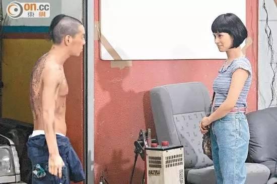 阿娇与麦浚龙在电影《破事儿》