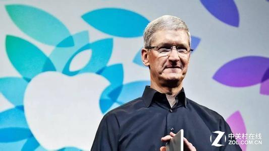 苹果当家人蒂姆·库克