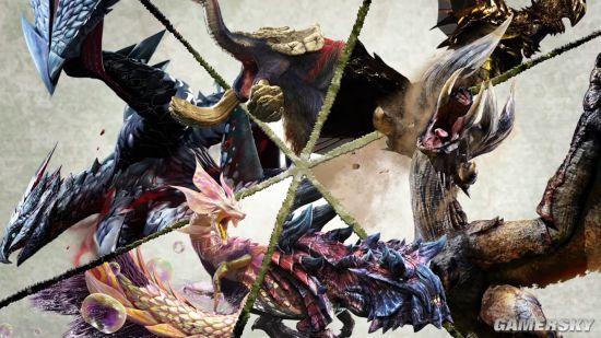 怪物猎人xx集会所g位关键任务图片