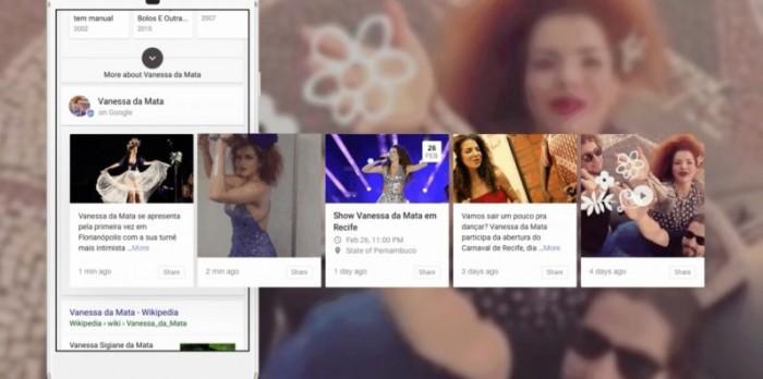 Google将允许名人通过搜索结果直接与粉丝进行交流