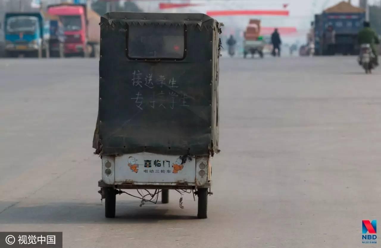 临泉县街景。图片来源:视觉中国