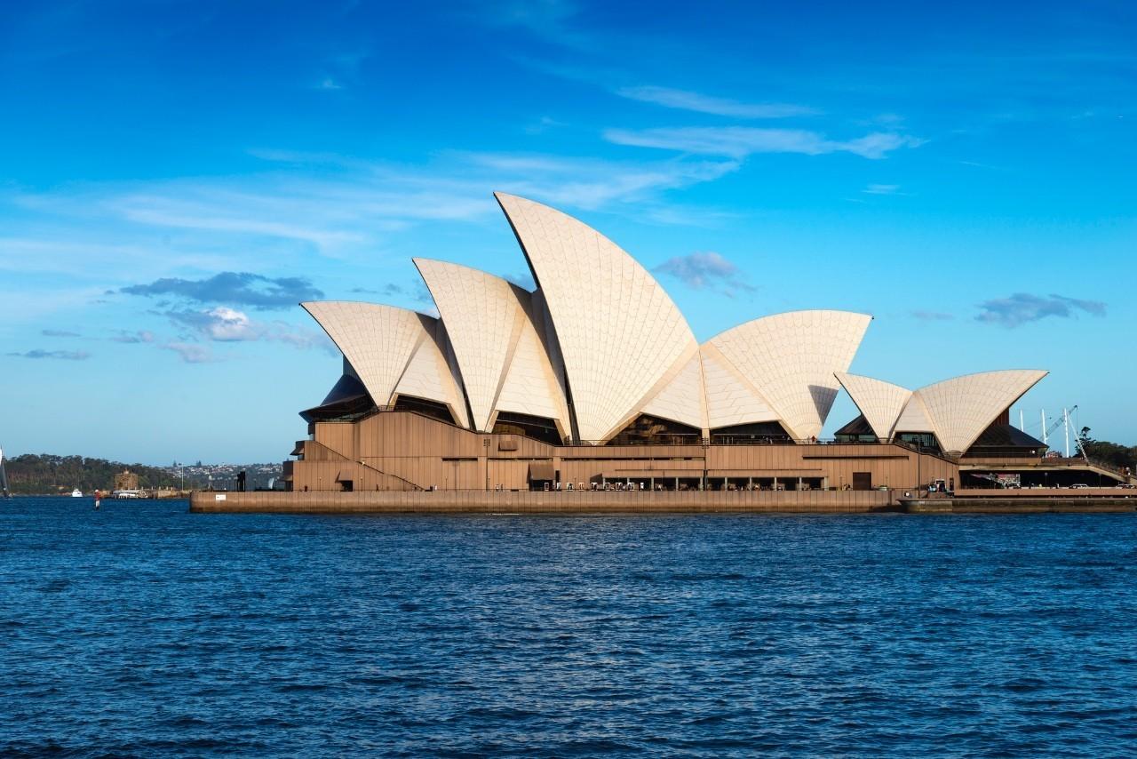 澳大利亚悉尼 悉尼歌剧院 sydney opera house