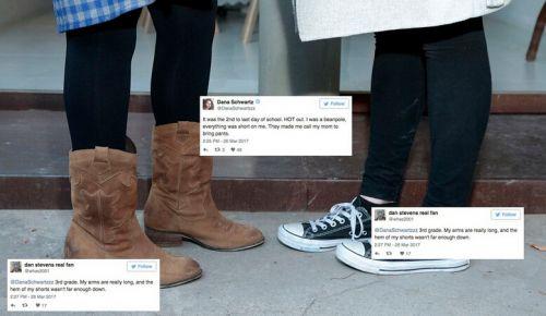 Twitter网友热议紧身打底裤女孩被拒上飞机事件