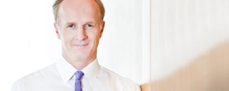 加拿大养老基金投资公司总裁兼首席执行官马勤(Mark Machin)