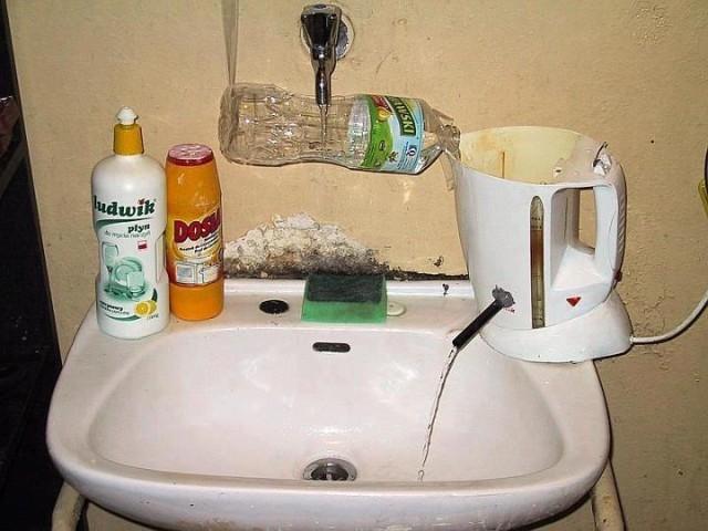 温水出水系统