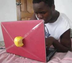 哥用的是苹果