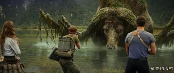 设施大片《金刚:骷髅岛》中国大卖 10亿票房不是梦想!