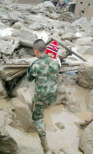 哥伦比亚泥石流致206死数百人伤 暂无中国人伤亡
