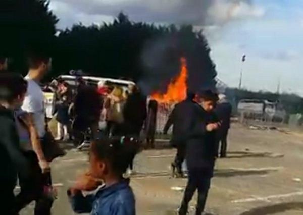 巴黎东北部一嘉年华现场发生爆炸 至少30人受伤