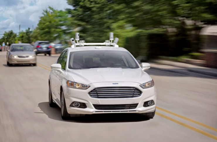 自动驾驶企业排行榜:福特居首、百度垫底