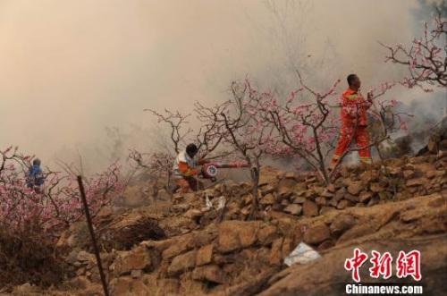 公安部消防局:清明节期间全国共发生火灾3351起