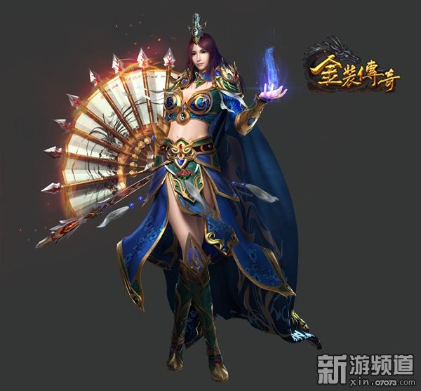 铁三角再现 37金拆传奇首曝职业原画