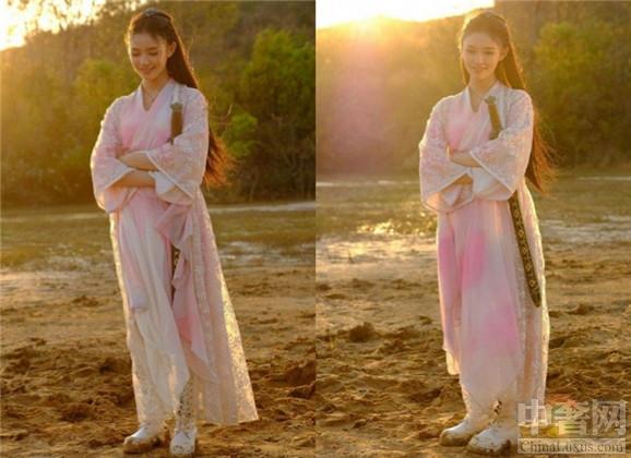 由著名小说《斗破苍穹》改编的电视剧将由林允担任女主角萧薰儿,吴磊图片