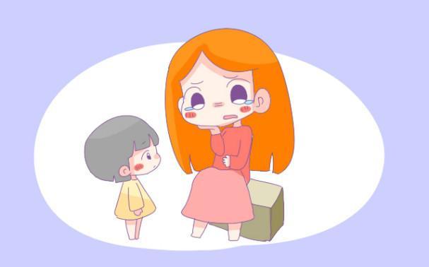 3岁小女孩说出妈妈孕期的对话,妈妈哭了