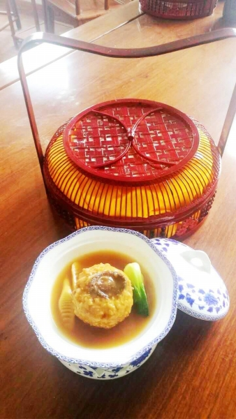 泉生赴京录鲍鱼57毛豆做成红焖节目狮子头|狮六个月小时吃宝宝糊吗图片