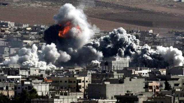 美空袭彻熊猫乐园早教破解版底摧毁叙空军基地 炸死叙利亚将军