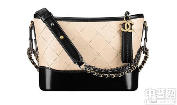 香奈儿新gabrielle系列包包呈现功能性设计