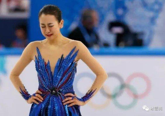2010年温哥华不敌金妍儿,那是浅田真央离奥运会金牌最近的一次。