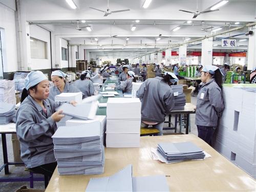 上游酝酿涨价 东莞纸品企业抱团整合产业链
