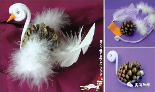 3大类超30种春天创意手工,花卉,动物,昆虫全都有