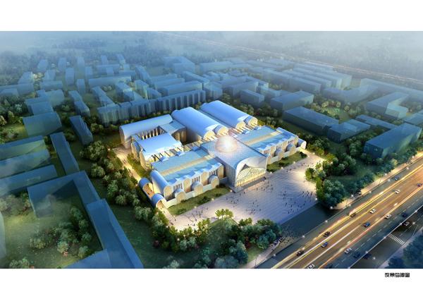 博物馆扩建新衣一:天津大学建筑设计研究院|方案服礼物形状包装设计图片
