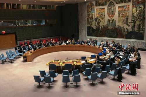 质料图:2016年11月30日,团结国安理会在纽约团结国总部配合经由拣选,请求朝鲜放手核武器和导弹计划。