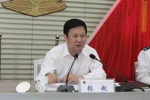 4月20日,央视新闻报道,中共河北省委原常委、政法委原书记张越受贿案一审开庭。他与郭文贵关系密切。