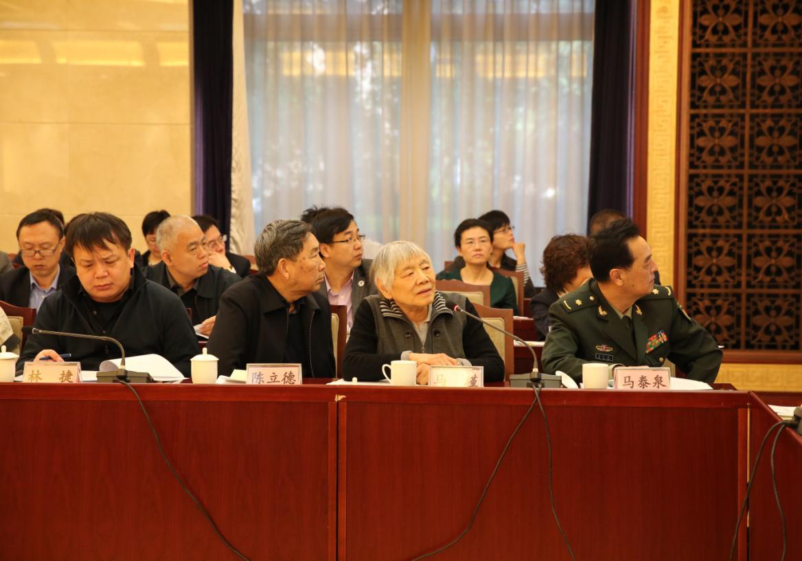 中国地震局举办弘扬地震行业精神系列活动暨纪念梅世蓉先生座谈会