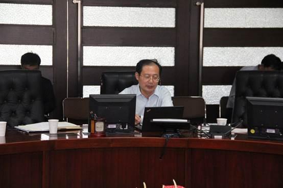上海交通大学党委教师工作委员会召开第一次全
