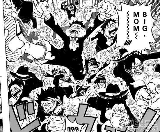 《海贼王》近期漫画剧情分析 蛋糕岛最抢风头的人是谁
