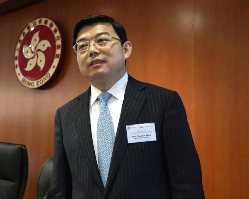 中联办高官:香港未来5年不适合政改 民生更重要