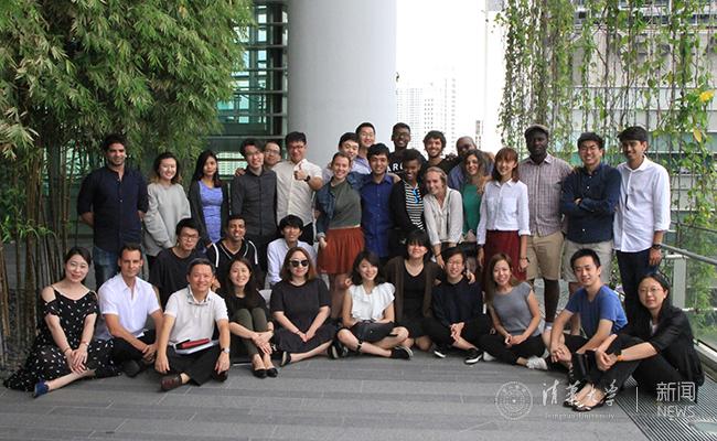 清华大学 新加坡国立大学举行 共享城市 联合设计教学