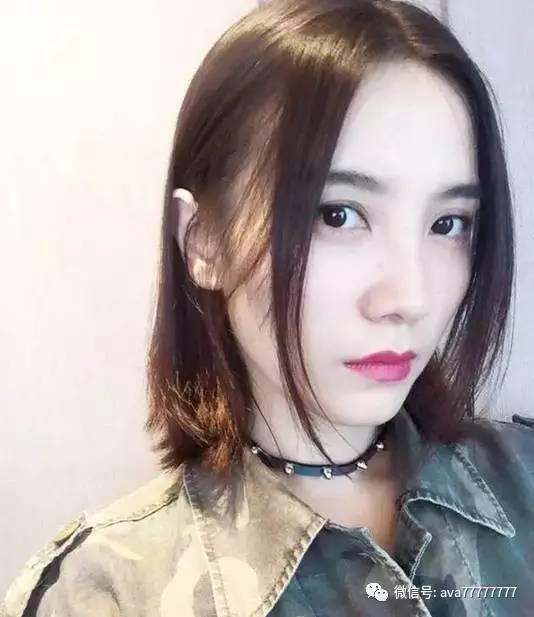 小宋佳自从剪了短发,整个人的feel都变了