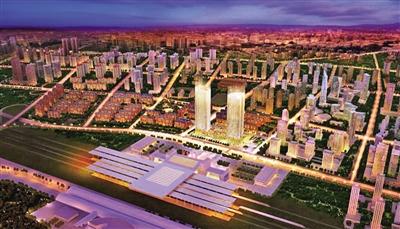 国内新闻  项目地址:重庆北站北广场正对面  业态:公寓,商业  户型