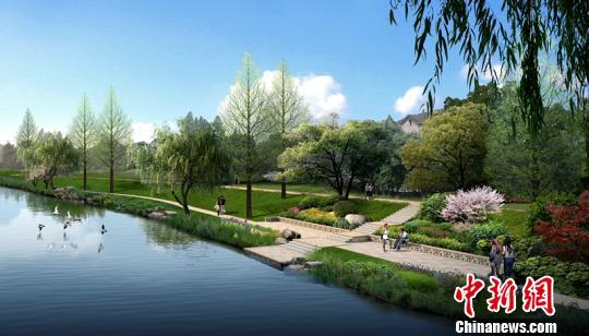 瑞平塘河平鳌片水系综合治理工程 平阳 提供