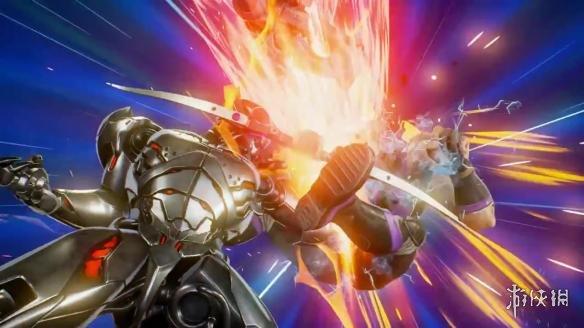 《动画尾巴vs卡普空:无限》实机英雄v动画第二弹!对应的视频漫画漫画妖精图片