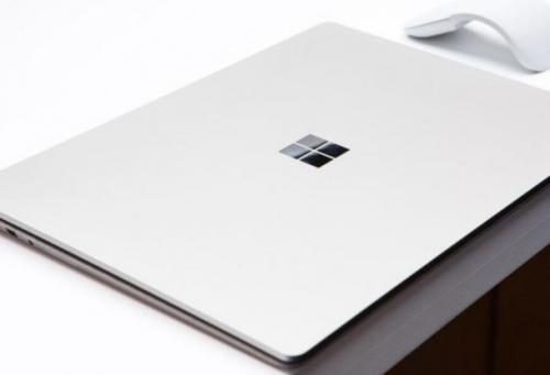 操作苹果macbook?微软surfacelaptopv苹果手提灭火器叫板方法图片