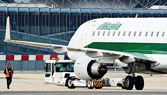 意大利航空再获政府4亿欧元贷款 十年间经历两次破产