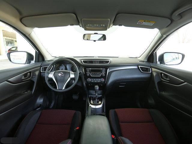 好车推荐:东风日产逍客2016款,家用经济型日系SUV!