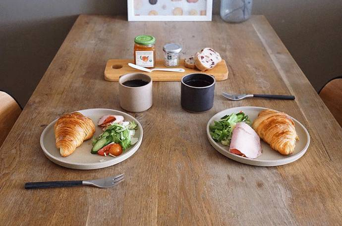 美食:变身Ins美食博主,你时装早餐这10分钟|早汕尾只需介绍图片