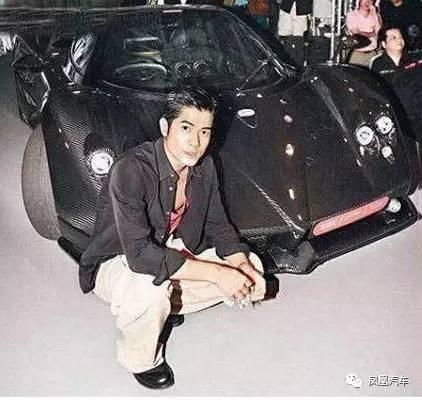 同为四大天王,刘德华和他的车差了2个亿图片