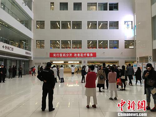 资料图:北京协和医院 汤琪 摄